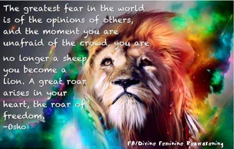 Osho Lion.jpg
