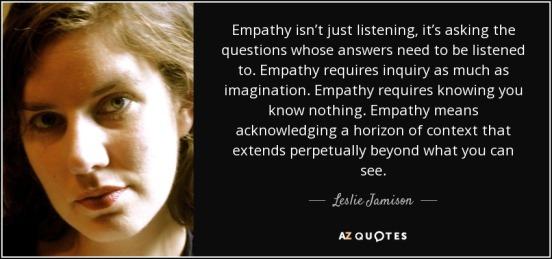 Empathy 8