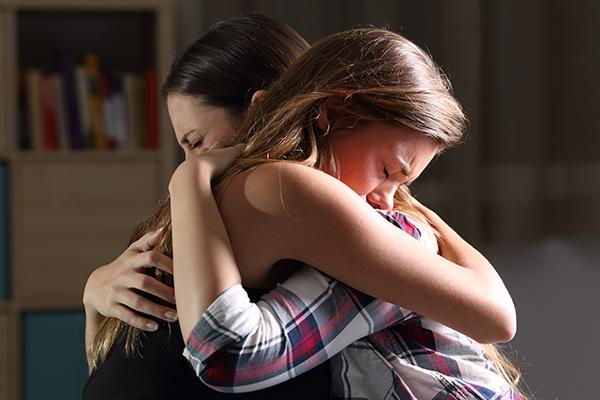 A sisters embrace.jpg